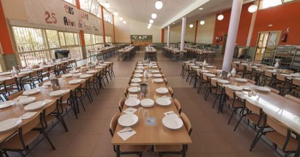 Comedor escolar | Colegio Buero Vallejo